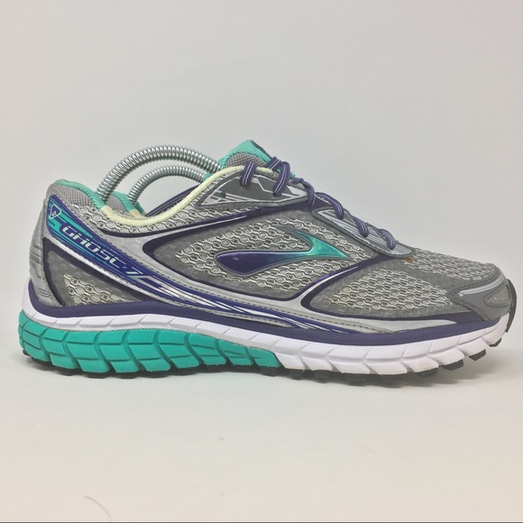 27c73139a88 Brooks Shoes - Brooks Ghost 7 Womens Size 11 Running Shoes D6